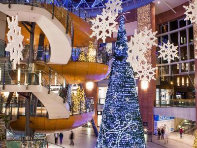 Victoria Square Shopping