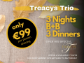 Treacys Trio Over 60's