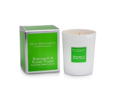 MB Bergamot-Ylang-Ylang-Candle