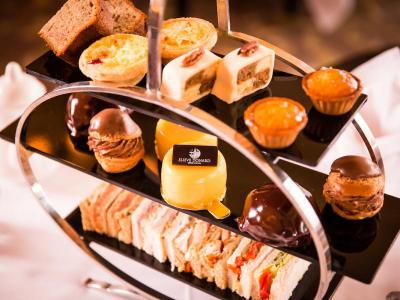 Slieve Donard Afternoon Tea