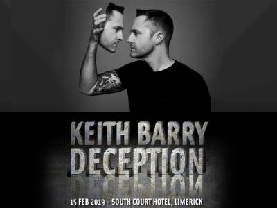 Keith Barry Live at Great National South Court Hotel