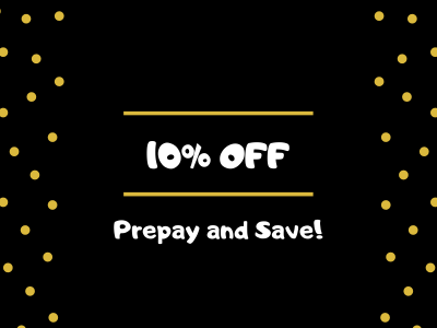 Prepay and Save