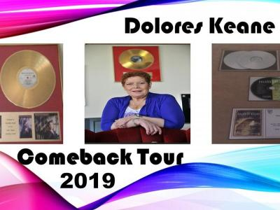 Dolores Keane 2019