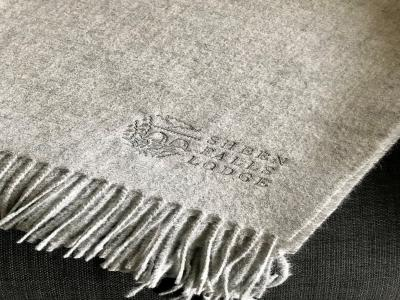 Sheen Falls Lodge Blanket