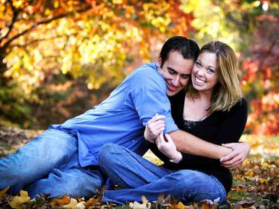 Autumn Couple 2