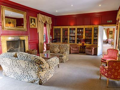 Lounge - Hintlesham Hall Hotel