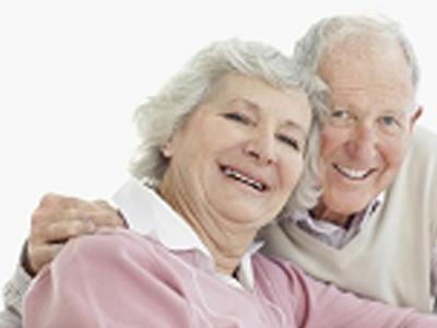 Senior Couple 3 Nov 11