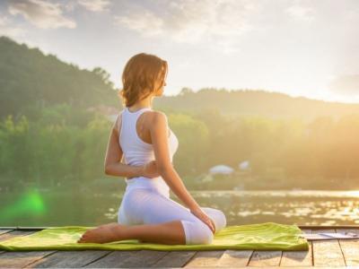 Wellness Breaks Sitting