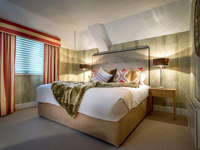 Luxury Suite - Donnington Valley Hotel, Golf & Spa