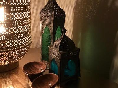 Bazaar Spa Ornaments