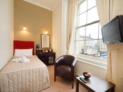 Executive Single Room at the Clifton Hotel Bristol