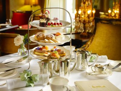 Afternoon Tea | Glenlo Abbey Hotel & Estate