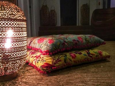 Bazaar Spa Pillows