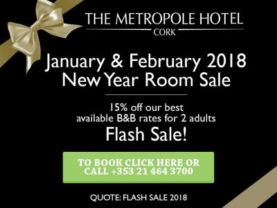 New Year room sale