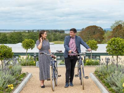 Reconnect with Love at Glenlo Abbey Hotel & Estate