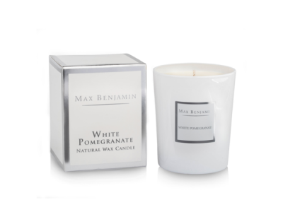 MB White-Pomegranate-Candle