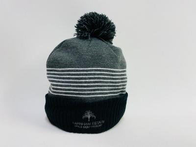 Taylor Made Black and Grey Hat