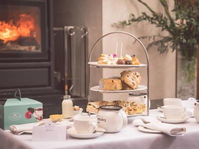 Stormont Afternoon Tea