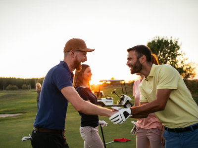 Golf Breaks Group Image