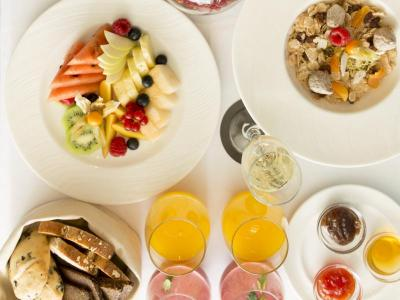 Vouchers - Desayuno Buffet