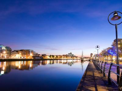Dublin Skyline & Liffey