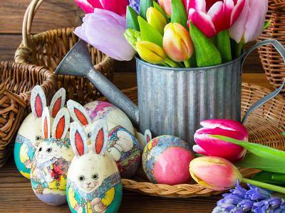 Easter Breaks at The Johnstown Estate