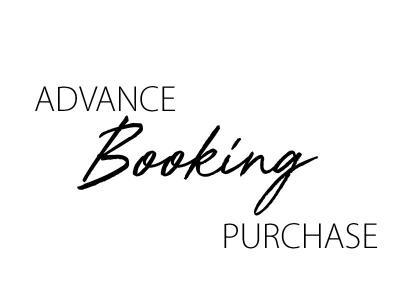 advance purchase