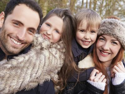 winter family 4