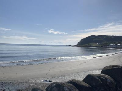 Ballygally Beach
