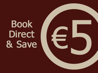 5 euro off