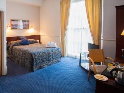 Double room at The Washington Bristol