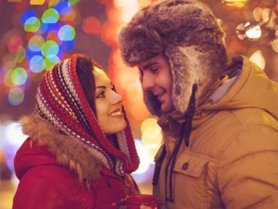 Christmas Couple 2