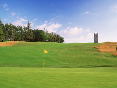 Golf vouchers O'Meara
