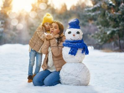 winter family 7