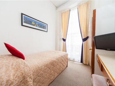 Single Non-ensuite Room at The Washington Bristol