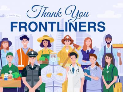 Frontline worker