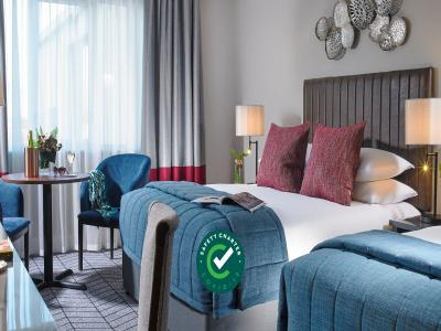 Double Room Safety Charter