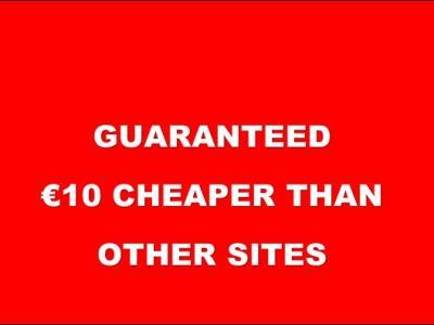10 Euro cheaper