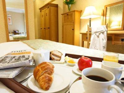 Bedroom Breakfast - Jan 2012
