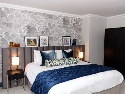 Classic Double Room - Gonville Hotel