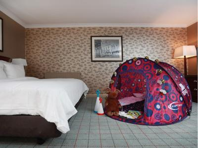 In room Camping