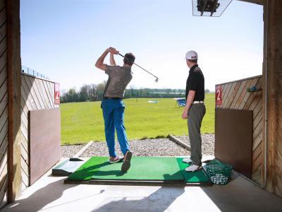 Golf Lesson Roe Park Resort
