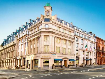 The Westin Dublin Exterior shot