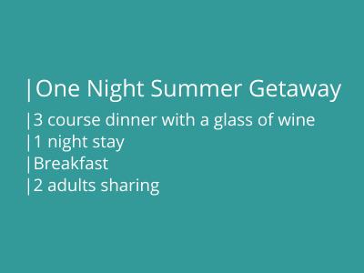 One Night Summer Getaway