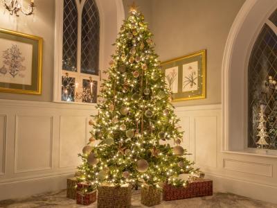 Christmas at Glenlo Abbey