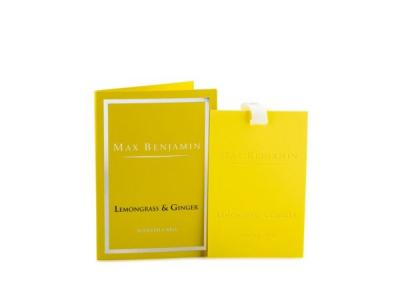 MB Lemongrass-Ginger-Scented-Card