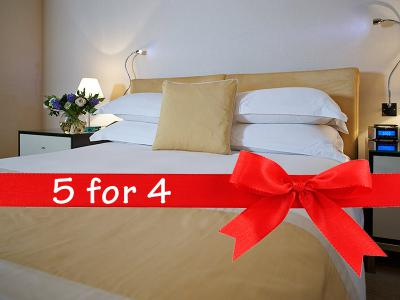 5 for 4 at Cheval Phoenix House