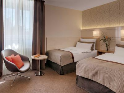 Comfort Twin Room Atrium Hotel Muenchen