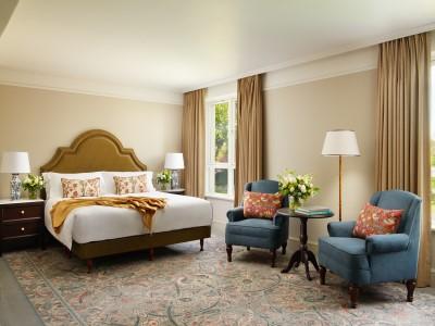 Carton House Deluxe Guest Bedroom