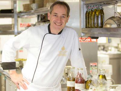 Chef Philippe Farineau